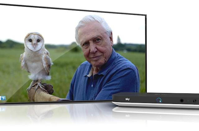 Sky will begin 4K broadcasts on August 13th