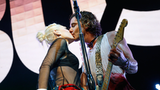 Video: Gwen Stefani and Gavin Rossdale Lock Lips on Stage!