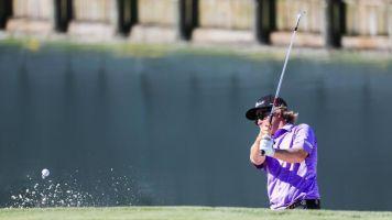 Los estadounidenses Brlair y Murray lideran el PGA American Express, tras la primera jornada