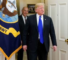Exclusive: Trump says he is looking at 10 or 12 candidates for chief of staff job