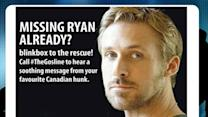Hotline for Ryan Gosling Fans