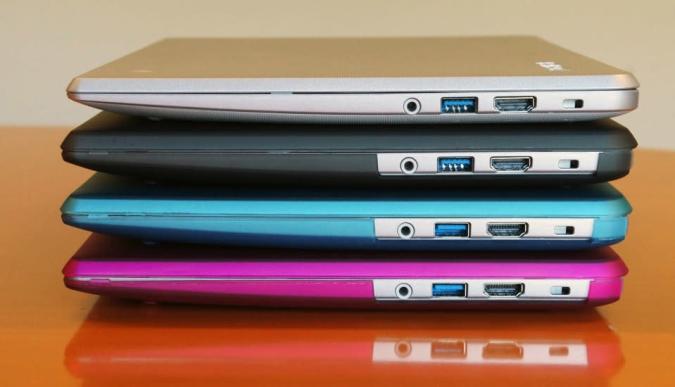 Toshiba intros a slimmer Chromebook, budget Windows convertible