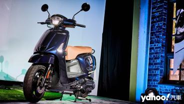 美型復古速克達補完現身!2021 KYMCO Like Colombo 150正式加入戰線!