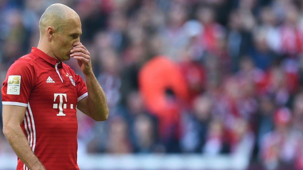 """Palo de Robben al PSG de Neymar: """"El dinero no hace goles"""""""