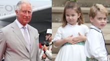 Prince Charles Had a Shopping Mishap Because of George and Charlotte