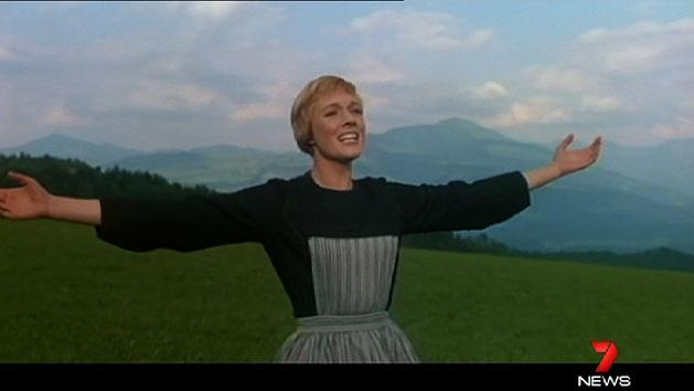 Julie Andrews ready for Oz visit