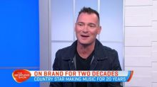 Country star making music for 20 years