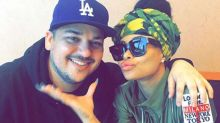 Rob Kardashian Admits He's Dropped His Family For Blac Chyna