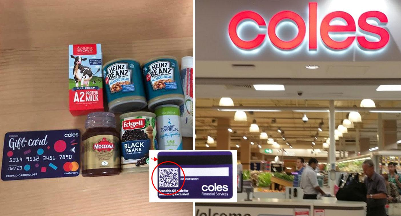 The Sneaky Coles Little Shop Hack That Could Win Major Prizes