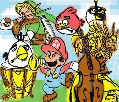 London Philharmonic Orchestra goes cover band with tribute to video game themes