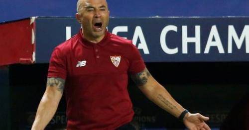 Foot - ESP - Le FC Séville fustige le manque de respect de l'Argentine