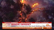 Fire crews remain on high alert across NSW