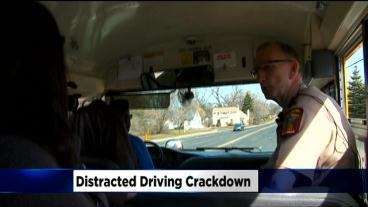 DPS Launches Campaign To Crack Down On Distracted Driving