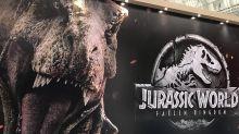 Jurassic World 2 trailer to debut alongside Star Wars 8