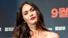 Megan Fox Looks Effortlessly Chic During Date Night With Machine Gun Kelly