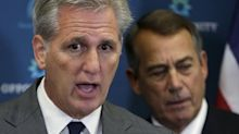 Kevin McCarthy drops out of race for House speaker