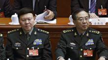 PC Chino expulsa a general que se suicidó, procesa a otro