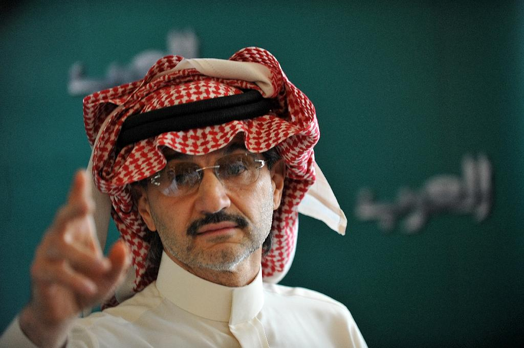 Outspoken Saudi prince launches pan-Arab news channel