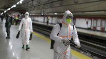 Spanish coronavirus cases surge by 5,000 overnight