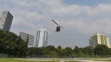 Expansion des hélicoptères-taxis version Uber en Asie