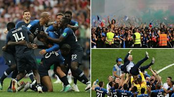 World Cup Final RECAP: France claim world title