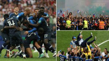World Cup Final RECAP: France claim world title