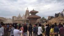 Nepal earthquake kills over a thousand people