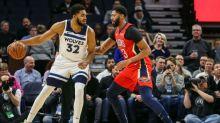 New Orleans Pelicans vs Minnesota Timberwolves