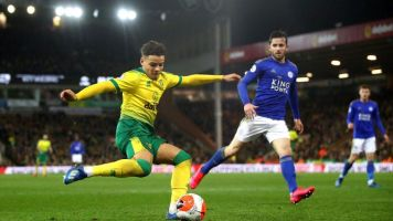 Leicester continues fall with loss vs. Norwich City
