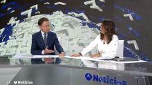 Matías Prats interrumpe Antena 3 Noticias para mandarle un mensaje a Mónica Carrillo