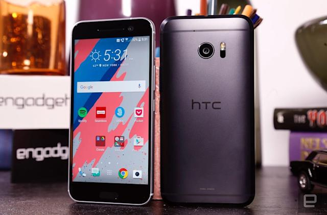 HTC's phone keyboard is pestering users with ads (updated)