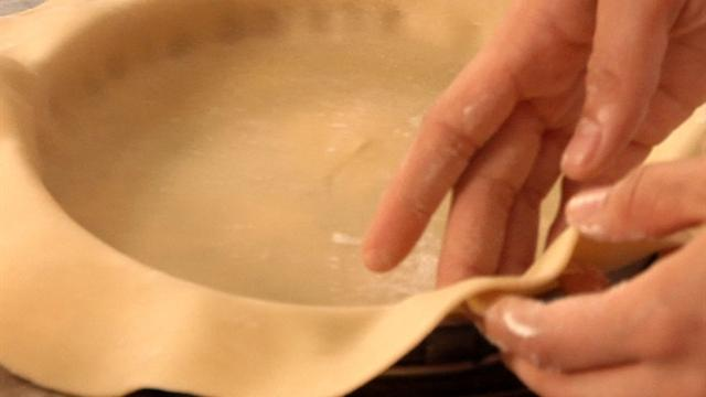 Pie crust: 6 steps for success