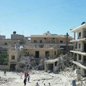 Save the Children-supported Syria maternity hospital bombed