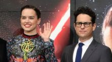 'Star Wars' Director J.J. Abrams Knows 'Quite a Bit' About Rey's Secret Identity, Talks 'Episode VIII'