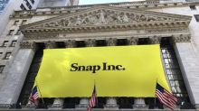 Snap Breaks Out From Downtrend After Analyst Upgrade