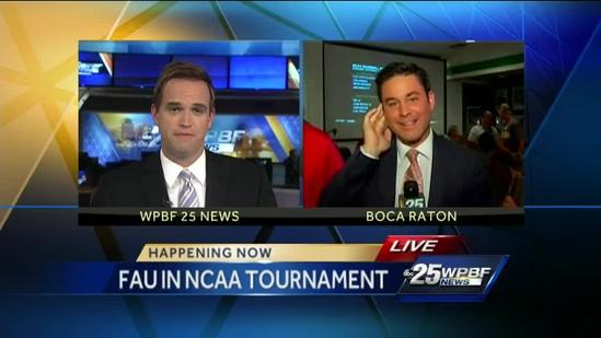 FAU baseball team qualifies for NCAA Tournament