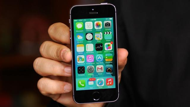 Apple's iPhone 5S: A close look