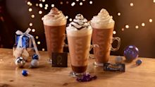Terry's Chocolate Orange and Quality Street drinks feature in Costa's new Christmas range