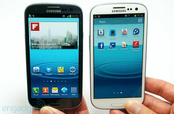 Amazon puts Samsung Galaxy S III up for US pre-orders, offers a slice of quad-core, unlocked utopia