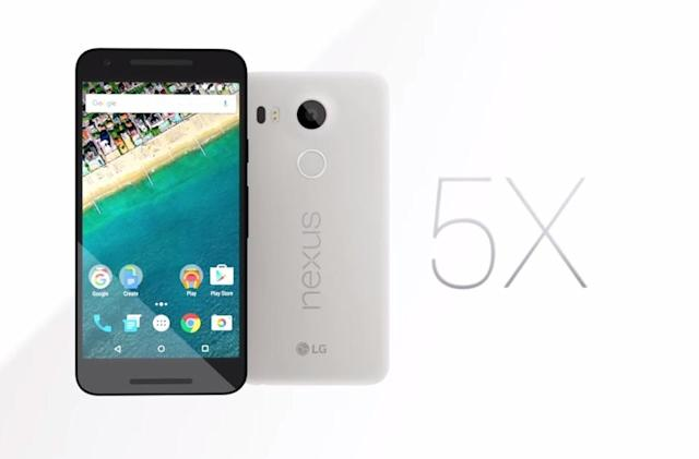 LG is making another Nexus: meet the Nexus 5X