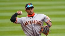 Giants' hottest hitter to miss Tuesday's game with Astros