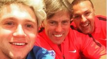 One Direction's Niall Horan Joins Hilarious New Boy Band