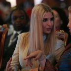 Ivanka Trump promotes businesswomen after Ivory Coast cocoa farm visit
