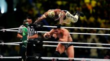 WWE's next battle royale: Investor fans vs. shorts