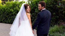 Katherine Schwarzenegger's Two Dresses From Her Wedding With Chris Pratt -- Get the Details!