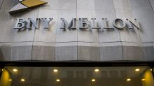 BNY Mellon expects net interest revenue to drop again, shares slide
