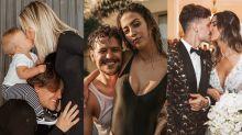 Traições, luxo e religião: relembre a trajetória de Gabi Brandt e Saulo Poncio
