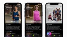 Apple 為 Fitness+ 加入適合孕婦及年長者的鍛鍊課程