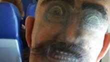 Los tatuajes más surrealistas que circulan por Internet