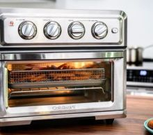 This Cuisinart toaster oven can air fry your food—and it's on sale for Black Friday 2020